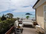 Attico con terrazzo fronte mare (Bilocale 55) Albenga